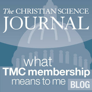 What Membership in The Mother Church means to me